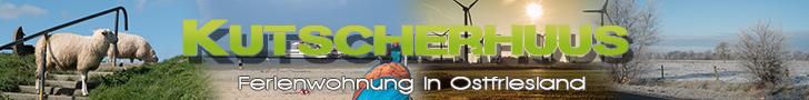 Ferienwohnung in Ostfriesland