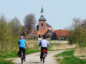 Fahrradwege Ostfriesland Karte.Radurlaub In Ostfriesland Tagestouren Und Radausflüge In Holtgast