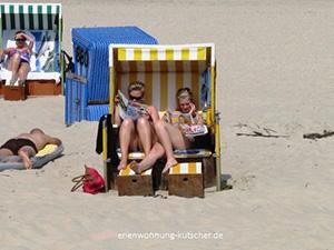 Ferienwohnung mit Sauna an der Nordsee